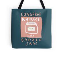 Badger Jam Tote Bag