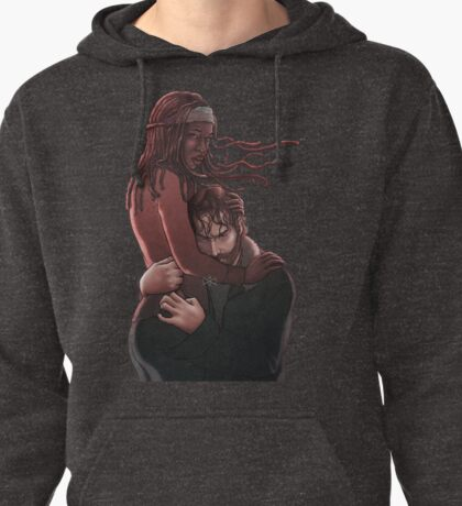 After Lucille... Pullover Hoodie