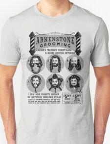 Vintage Barbershop Unisex T-Shirt