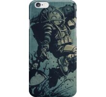 Big Daddy & Little Sister iPhone Case/Skin