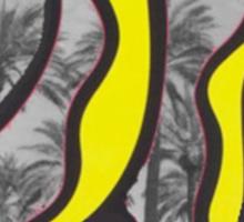 Odd Future Palm Tree Logo (Japanese) Sticker