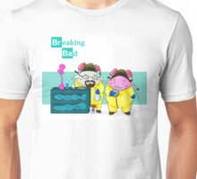 Breaking Bad fan-art Unisex T-Shirt