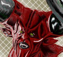 Lord of Darkness, Legend, Devil Sticker