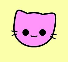 Kawaii Kitty Cats 2048 - tile 2 by tankdodger