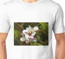 Cox's Orange Pippin Apple Blossom Flower Unisex T-Shirt