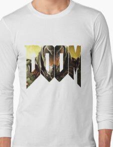 Doom Marine 2016 Long Sleeve T-Shirt
