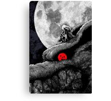 MADARA & KYUBI Canvas Print