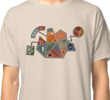 DHMIS - Food Shape Don't hug Me I'm Scared 5 Classic T-Shirt
