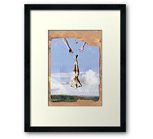 Tarot - Moon Framed Print