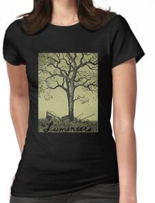 lumineers Womens Fitted T-Shirt