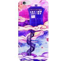 TARDIS COLOUR iPhone Case/Skin