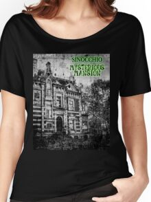 Official SINOCCHIO Mysterious mansion tshirt Women's Relaxed Fit T-Shirt