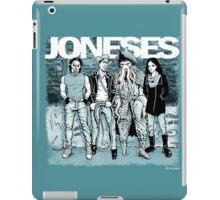 The Joneses iPad Case/Skin