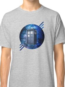 THROUGH TIME AND SPACE 3  Classic T-Shirt