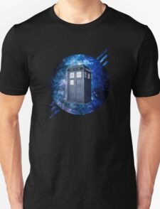 THROUGH TIME AND SPACE 3  Unisex T-Shirt