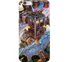 Tardis Battle iPhone Case/Skin