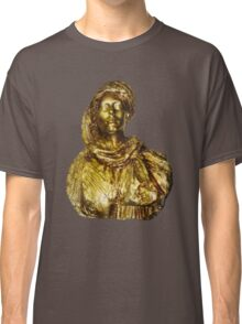 Damsel in Gold Classic T-Shirt
