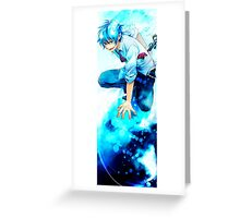RIN OKUMURA Greeting Card