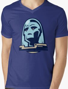 Alien Astronaut Association Mens V-Neck T-Shirt