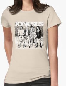 The Joneses Womens Fitted T-Shirt