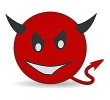Devil Emoticon by kwg2200