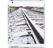Ears on the track iPad Case/Skin