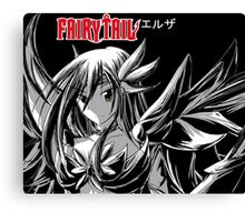 An S-Class Mage of the Fairy Tail Guild Canvas Print