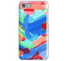 WHAT COLOR OF SKY DID YOU LIKE WHEN YOU WERE KIDS? by Lenna iPhone Case/Skin