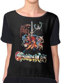 Thundercats 2 Chiffon Top