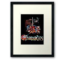 Thundercats 2 Framed Print