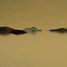 Lake Argyle Islands by D-GaP