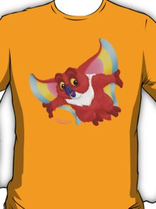 The Owl Knows by Kevenn T. Smith T-Shirt