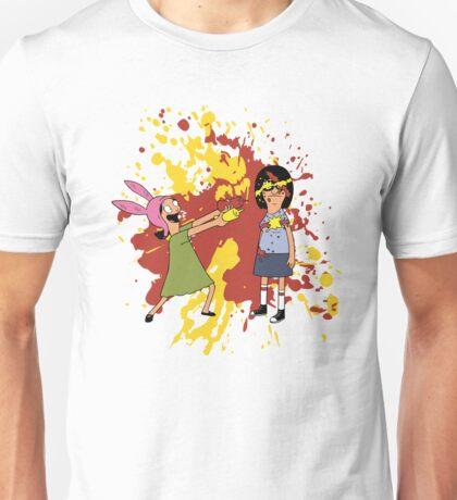 Louise and Tina Sauce Unisex T-Shirt
