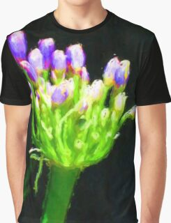 Baby Agapanthus Graphic T-Shirt