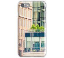 Buildings. iPhone Case/Skin