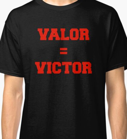 Valor Victory Classic T-Shirt
