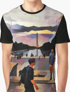 Reflecting Pool Graphic T-Shirt