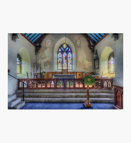 Total Faith Photographic Print