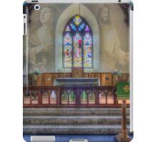 Total Faith iPad Case/Skin