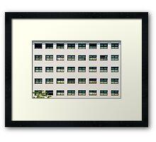 Odaiba Fuinki Framed Print