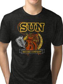 Sun Record Company Tri-blend T-Shirt