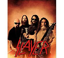 Kar05 SLAYER With ANTHRAX & Death Angel Tour 2016 Photographic Print
