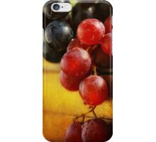 Two Grapes iPhone Case/Skin