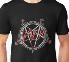 Kar06 SLAYER With ANTHRAX & Death Angel Tour 2016 Unisex T-Shirt