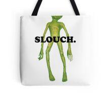 wacky alien - slouch Tote Bag