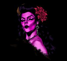 the Queen of New Orleans by Mightytiki