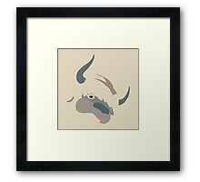 Cute Appa Framed Print
