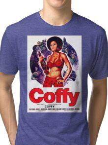 Coffy Alt. (Red) Tri-blend T-Shirt