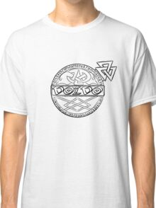 Ancient Volvo Logo Odin Edition Classic T-Shirt