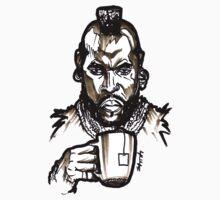 Mr Tea T by sketchNkustom